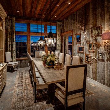 Wolf Creek Ranch, Woodland, Utah Residence