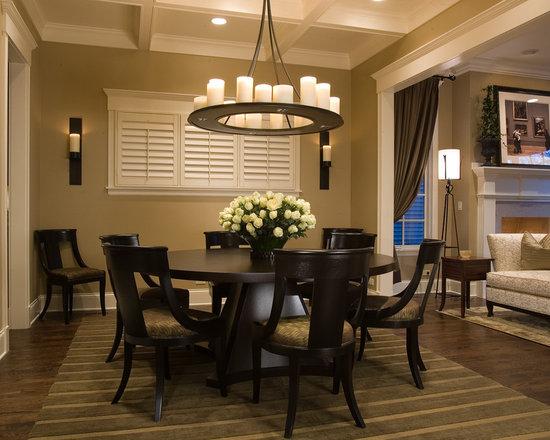 dining room table runner | houzz