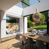 Room Tour: A Victorian Villa's Sensitive Yet Edgy Extension