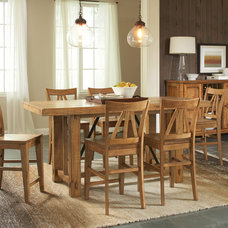 Traditional Dining Room by Mealey's Furniture