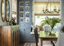 Please share color and brand of paint on blue cabinets. It looks great