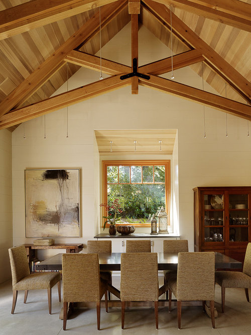 Scissor Truss Houzz