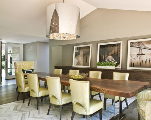 Natural Dining Table Houzz