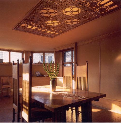 Best frank lloyd wright interior design ideas remodel - Frank lloyd wright house interiors ...