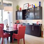 Yamane Residence Contemporary Dining Room Portland
