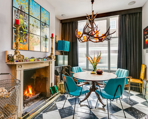 50 best eclectic dining room pictures - eclectic dining room design
