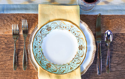 Houzz Guide: How to Set a Table