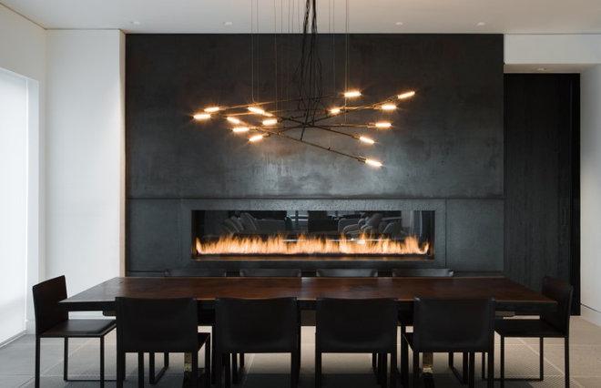 Modern Dining Room by OLighting