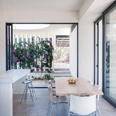 Modern Dining Room by Campos Leckie Studio