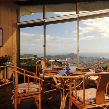Zen Kitchen-Island Style
