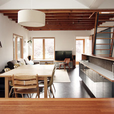 Modern Dining Room by Studio  Zerbey Architecture + Design