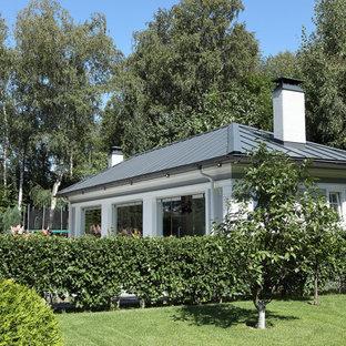 Пример оригинального дизайна: дом в современном стиле