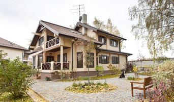 """Дом из бруса """"Лилия"""""""