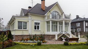Дом на Носовихинском шоссе