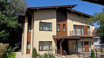 Дом Переделкино I