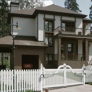 Стильный дизайн: дом в классическом стиле - последний тренд