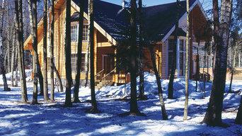Дом в Жаворонках