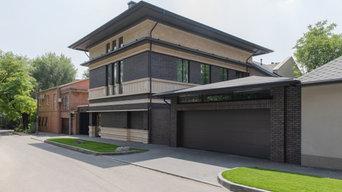 Реализованный проект дома в Ростове-на-Дону