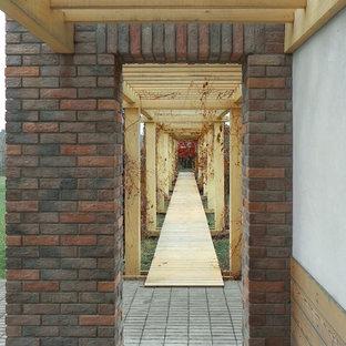 Large industrial exterior home idea in Saint Petersburg