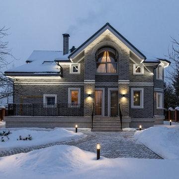 Загородный дом, Бутово, Москва