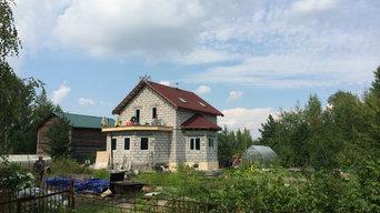 Жилой дом в Ленинградской области