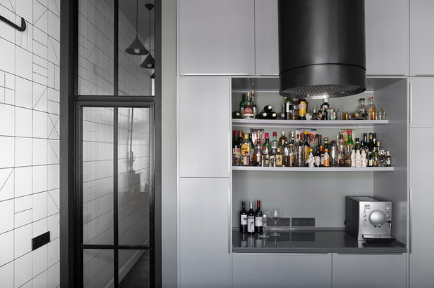 Modern Hausbar by Le Atelier