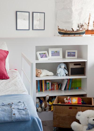 Mediterráneo Dormitorio infantil by PIA CAPDEVILA INTERIORISMO&EVENTOS