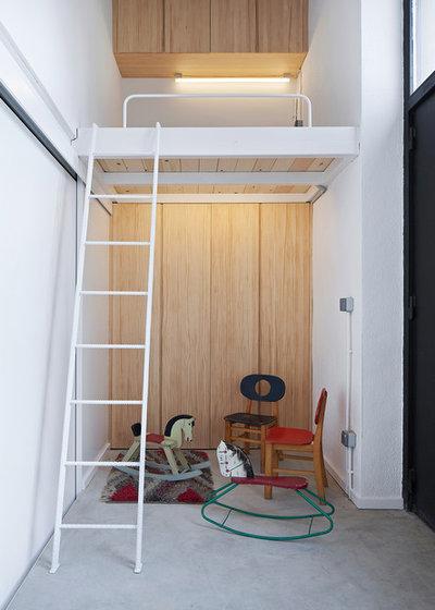 Contemporáneo Dormitorio infantil by Cotacero Taller Arquitectura