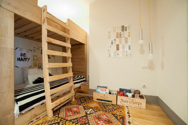 Nórdico Dormitorio infantil by beatfilms