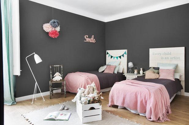 Scandinave Chambre d'Enfant by VIVE ESTUDIO