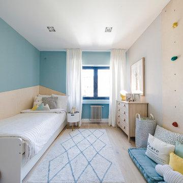 Contemporáneo Dormitorio Infantil