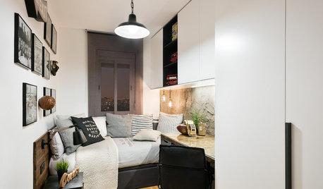 wie wohnen menschen in spanien portugal. Black Bedroom Furniture Sets. Home Design Ideas
