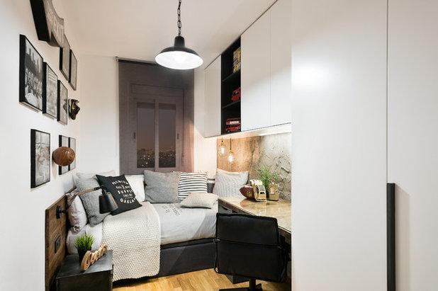 Retro Dormitorio infantil by Dröm Living
