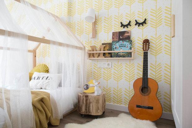 Scandinave Chambre d'Enfant by FEM Arquitectura