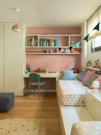 Contemporáneo Dormitorio infantil by The Room Studio