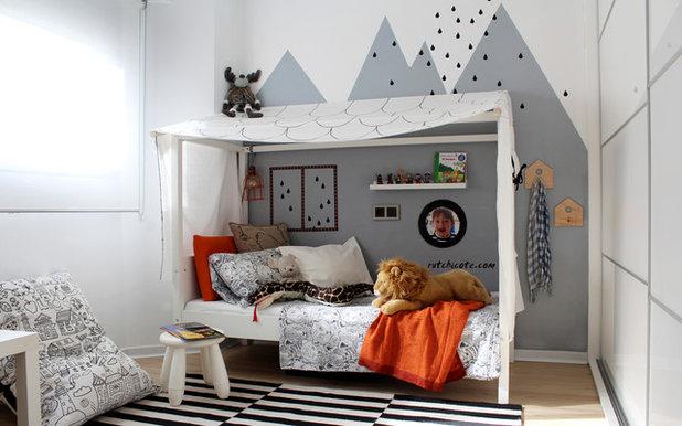 Naturaleza y animales; favoritos para decorar el cuarto infantil