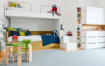 ¿Qué muebles elegir para la decoración del cuarto infantil?