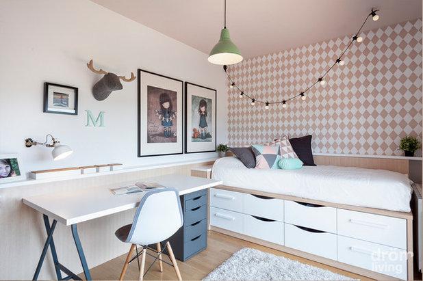 5 tips til det lille soveværelse: udnyt sengen til opbevaring