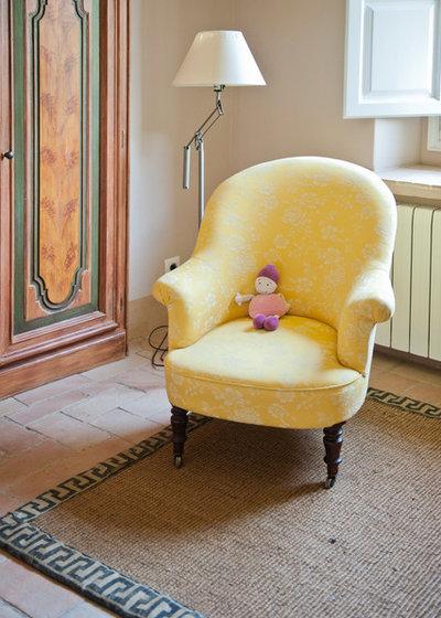 Casa de campo Dormitorio infantil by Bluetomatophotos