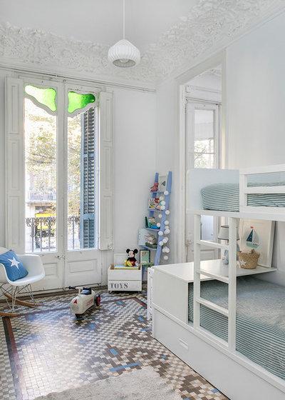 Mediterráneo Dormitorio infantil by Jordi Folch