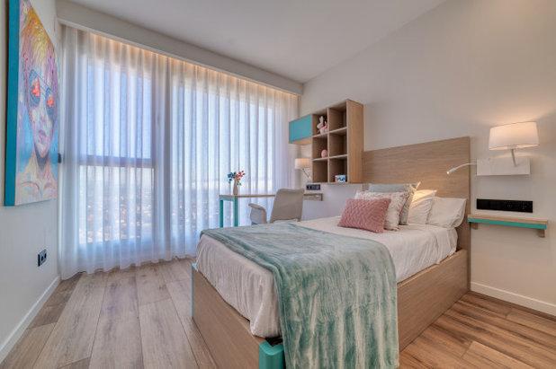 Contemporáneo Dormitorio infantil by Lara Villaverde