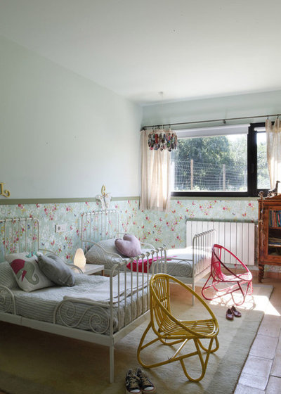 Casa de campo Dormitorio infantil by mis-MÁS