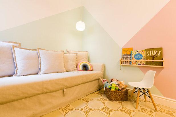 Nórdico Dormitorio infantil by COSY