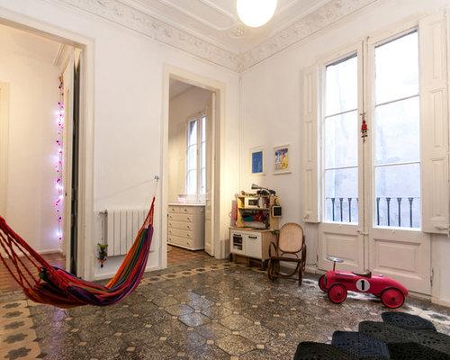 foto de dormitorio infantil de a aos clsico de tamao medio