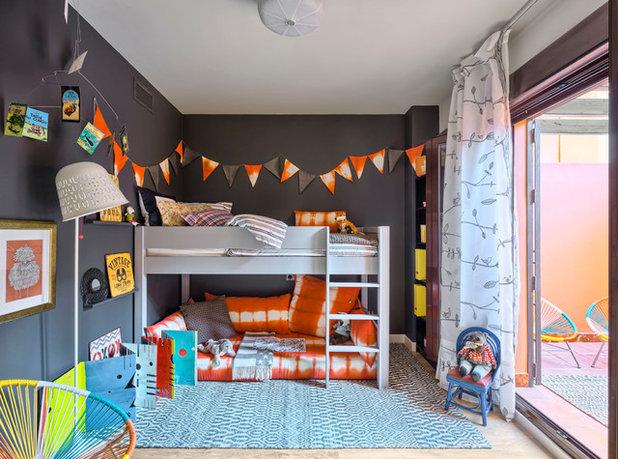 Contemporáneo Dormitorio infantil by Masfotogenica Interiorismo