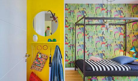 Flash tendencias: Telas de exterior... ¡para el cuarto infantil!