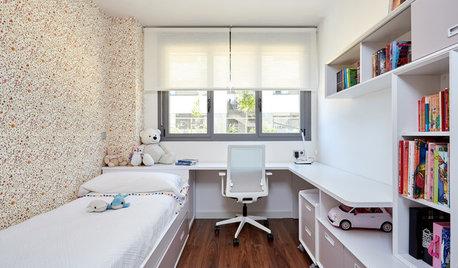 Dormitorios juveniles: 13 escritorios para empezar bien el curso