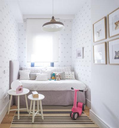 Nórdico Dormitorio infantil by Santos Miguelena