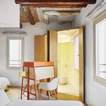 Proyectos que nos inspiran: remodelación de la vivienda PARLAMENT 19, Barcelona.
