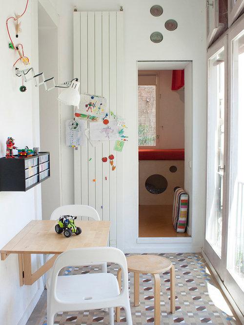 moderne kinderzimmer mit keramikboden ideen design. Black Bedroom Furniture Sets. Home Design Ideas